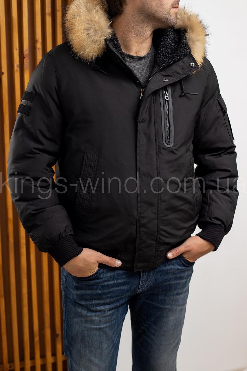 Зимняя мужская куртка Kings Wind W34M