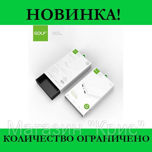Power bank GOLF G56 10000mAh! Распродажа