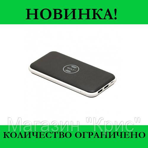 Беспроводное зарядное устройство + Power Bank GOLF GF-W2 8000 mAh! Распродажа