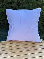 Новогодняя наволочка для подушки с принтом Снеговика, фото 4