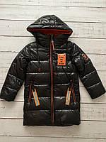 Зимнее пальто для девочек Levin Force (116-140)
