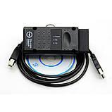 OP-COM V1.95 PIC18F458 OBD2 USB сканер диагностики авто Opel, фото 3