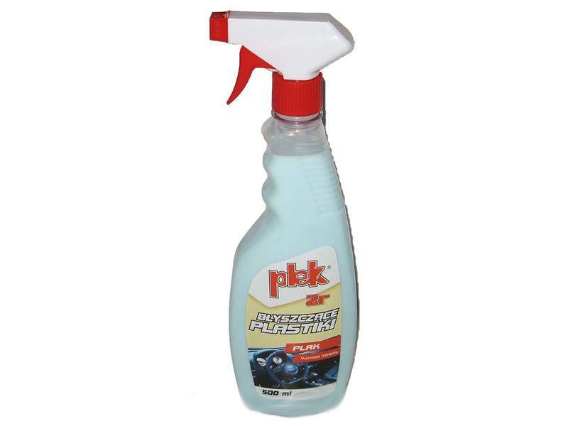 Очиститель для панели Plak молочко 500ml