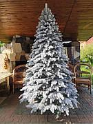 Элитная заснеженная 1.8м литая елка искусственная ель со снегом