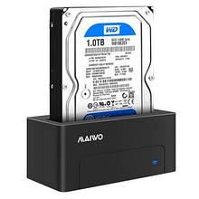 """Док-станция Maiwo HDD 2.5""""/3.5"""" SATA/SSD USB 3.0 (K308P)"""