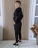 Теплый женский спортивный костюм с капюшоном 11-343-1, фото 9