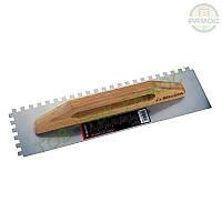 Шпатель штукатурный длинный зазубренный Bellota 480*135 мм Bellota, артикул 5875-10