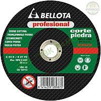 Диск отрезной по камню Professional 115*1 мм Bellota, артикул 50322-115