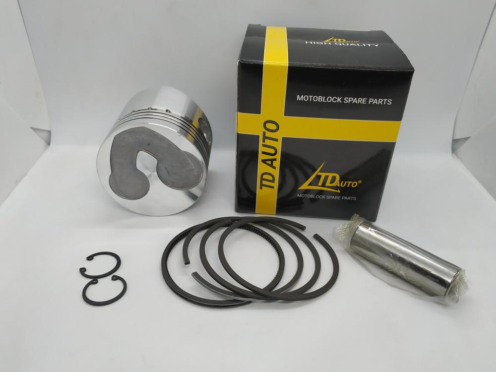 Поршневой комплект 80,0 mm STD (с выборкой под клапана) - 180N