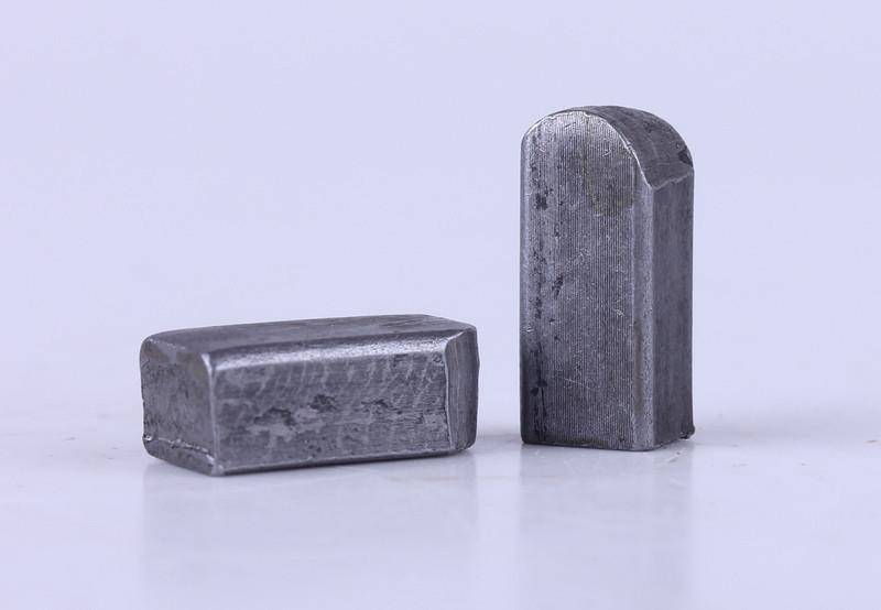Шпонки шестеренок запускающих (ведущей, ведомой) 2 шт. - 190N