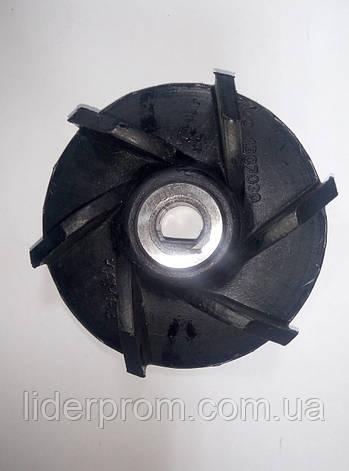Крыльчатка насоса водяного КАМАЗ 740.1307032-10, фото 2