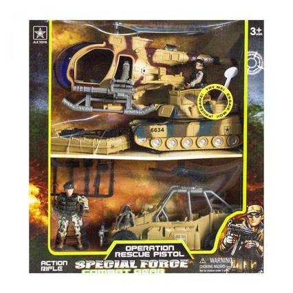 """Военный набор """"Combat Gear"""" 6641B/6641A"""