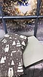 Постельное Белье из Фланели Байка Полуторное 160*220 см Турция Cotton Сollection, фото 7
