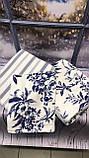 Постельное Белье из Фланели Байка Полуторное 160*220 см Турция Cotton Сollection, фото 3