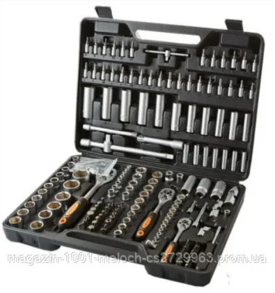 Универсальный набор инструментов Zhongxin Tools 171 предмет, фото 2