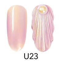 Гель-лак Venalisa для дизайна ногтей Pearl Nail Gel U23, 5 ml.