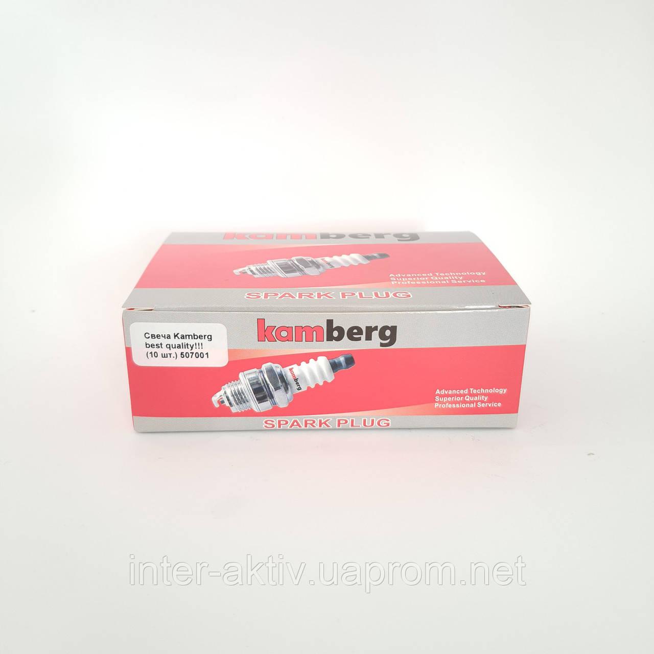 Свеча зажигания на бензокосу/бензопилу Kamberg