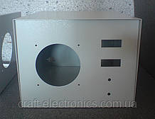 Корпус металевий БП-372 (370х300х300)