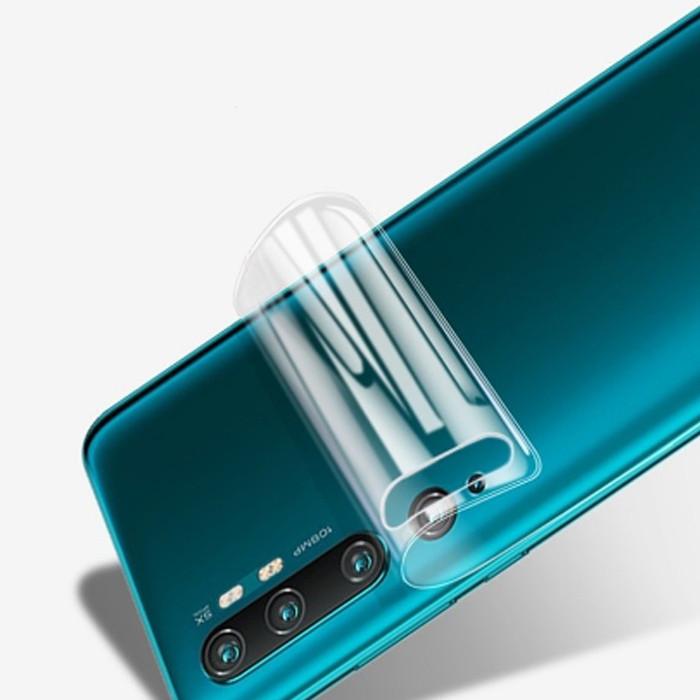 Гидрогелевая защитная пленка Recci для задней панели Nokia 7.1 Plus (X7)