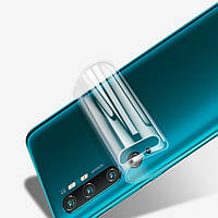 Гидрогелевая защитная пленка Recci для задней панели Meizu M6 Note, фото 1