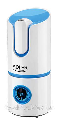 Увлажнитель-ионизатор воздуха Adler AD 7957 blue/green