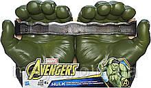 Руки Халка Рукавички Marvel Avengers Gamma Grip Hulk Fists