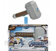 Молот Тора Нерф Avengers NERF Power Marvel Thor Hammer Strike