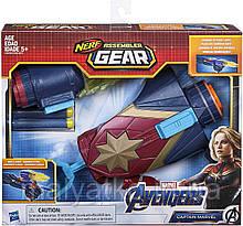 Зброя Нерф NERF Капітан Америка Марвел Marvel Avengers Captain America Assembler Gear