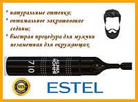 Краска для волос ESTEL ALPHA HOMME 7/0 (Эстель Альфа Хом 7/0) пена против седины,