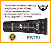 Краска-камуфляж для бороды - Estel Professional Alpha Homme Beard Color 4/0 Шатен 40 мл ,