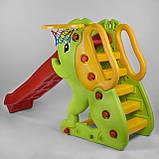 Горка детская пластиковая Pilsan 06-160, фото 3