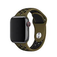 Ремінець Nike Design Apple watch 42, 44мм Хакі