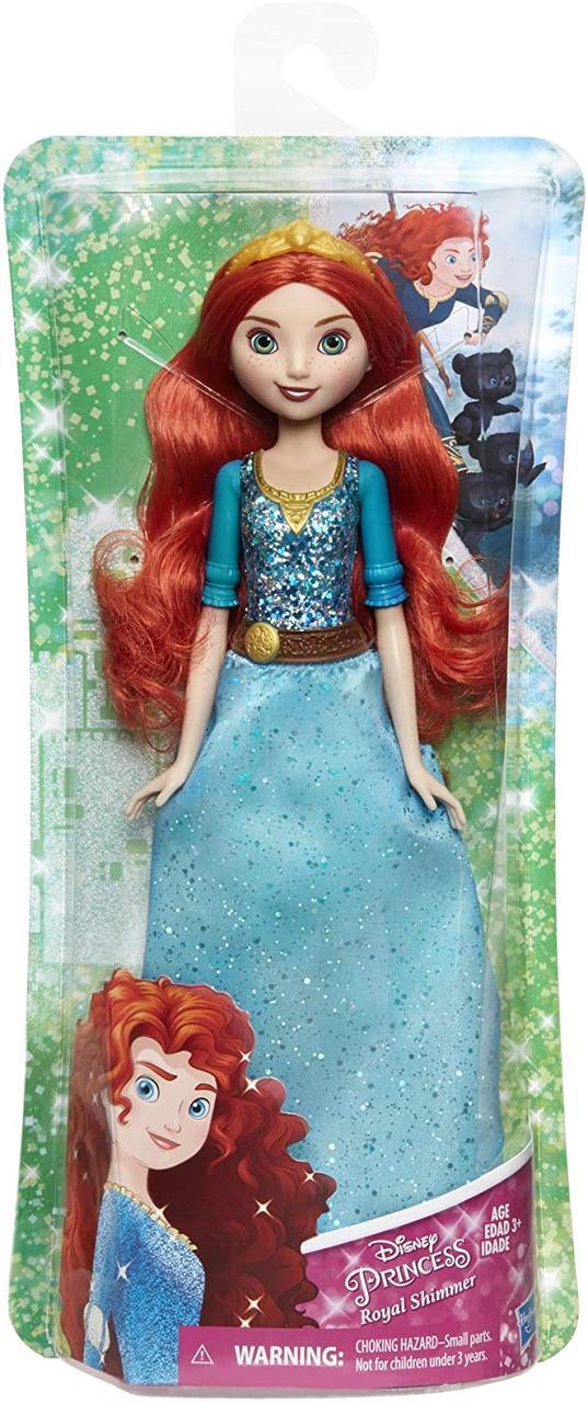 Лялька Принцеса Меріда Дісней Королівське сяйво. Disney Princess Royal Shimmer Merida, Оригінал з США