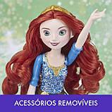 Лялька Принцеса Меріда Дісней Королівське сяйво. Disney Princess Royal Shimmer Merida, Оригінал з США, фото 4