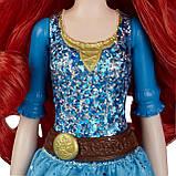 Лялька Принцеса Меріда Дісней Королівське сяйво. Disney Princess Royal Shimmer Merida, Оригінал з США, фото 3