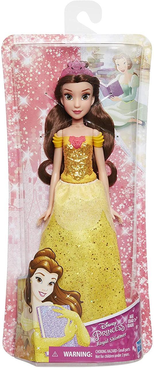 Кукла Белль Принцесса Дисней Королевское сияние Disney Princess Royal Shimmer, Belle. Оригинал из США