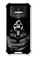 Силиконовый чехол Oukitel WP5 (револьвер)