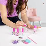 Набір Лаки для нігтів для дівчинки L. O. L. Surprise Confetti Nail Art by Horizon Group USA, фото 5