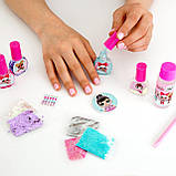 Набір Лаки для нігтів для дівчинки L. O. L. Surprise Confetti Nail Art by Horizon Group USA, фото 6