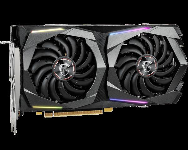 Видеокарта MSI GeForce GTX 1660 SUPER GAMING X 6GB (GeForce GTX 1660 SUPER GAMING X)