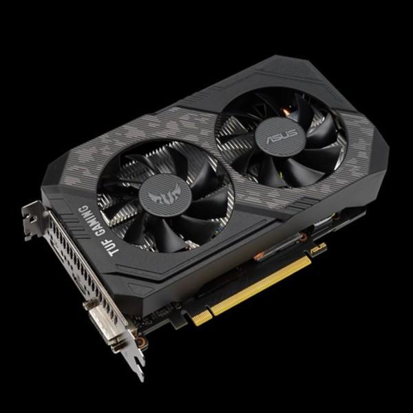 Видеокарта ASUS GeForce GTX 1660 SUPER TUF OC 6GB (TUF-GTX1660S-O6G-GAMING)