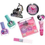 """Набір косметики для дівчинки """"Чарівний Єдиноріг"""" Townley Girl Makeup Set, Оригінал з США, фото 5"""