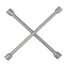 """Ключ балонний хрестової 14"""" x 355 мм, D=16 мм, 17, 19, 21, 22 мм INTERTOOL HT-1601"""