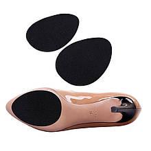 Антискользящие подушечки-накладки для обуви