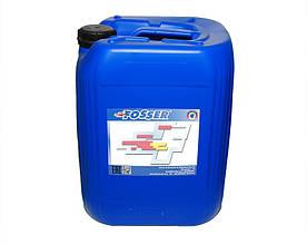 Маловязкое полусинтетическое моторное масло для сверхнагруженного грузового транспорта FOSSER Drive Turbo Plus USHPD 10W-40 20 л (А00002614)