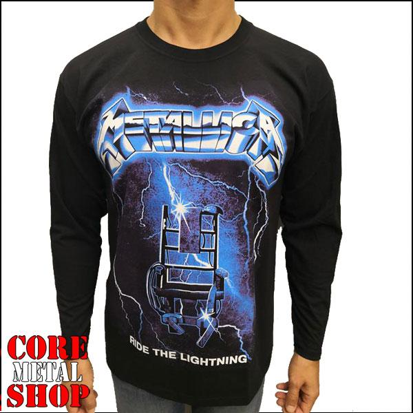 Лонгслив Metallica - Ride the Lightning