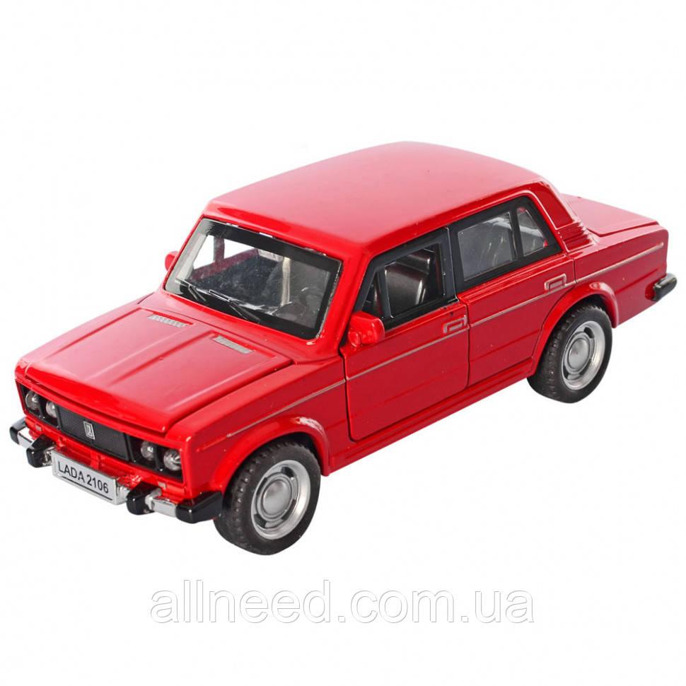 Машина AS-2503 (Красный)