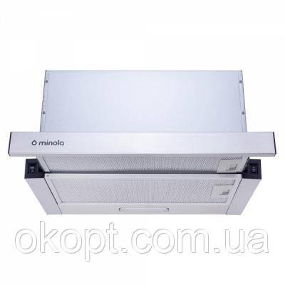 Вытяжка кухонная MINOLA HTL 5314 I 750 LED