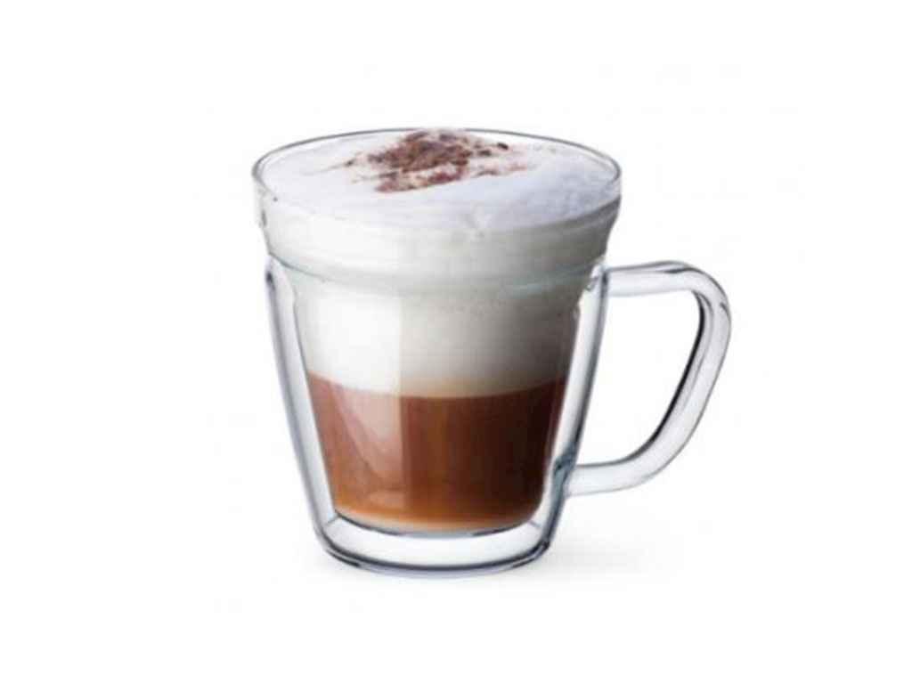 Набір чашок з подвійним дном 180мл-2шт(s2363/2) Exclusive Lungo Color ТМLESSNER