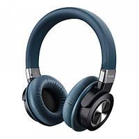 Bluetooth наушники гарнитура Remax RB-650HB, Blue